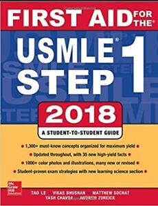 USMLE STEP 1 INTENSIVE REVIEW COURSE