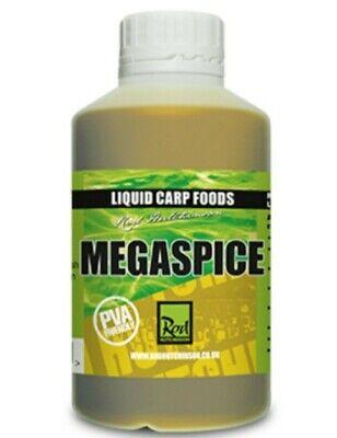Rod Hutchinson Mega Spice liquid food. *Last ever stock*