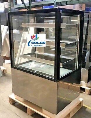 New 36 Bakery Deli Refrigerator Model Arc-271z Cooler Case Display Fridge Nsf