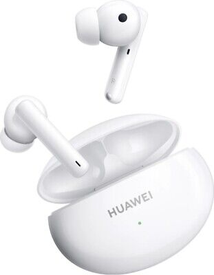 Huawei Freebuds 4i Auricolari Bluetooth Custodia con ricarica Wireless White