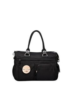Mimco lucid baby bag rose gold NEW