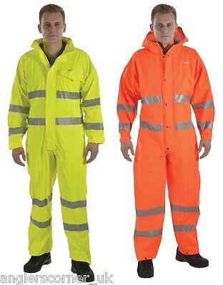Hohe Sichtbarkeit Overall (Ocean Komfort Schwere Hohe Sichtbarkeit Overall/Arbeitskleidung/)