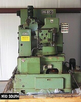 Pama Oma-805-s Gear Shaper 10.83 Diameter 2-hp 2.76 Height