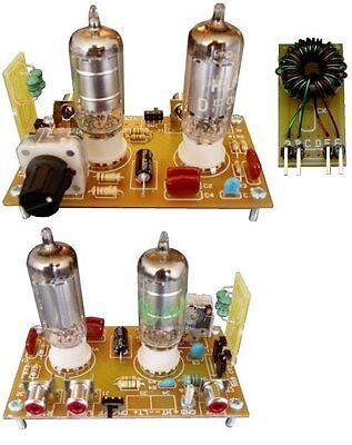Tube AM Transmitter MW Broadcast Band - iTx Kit