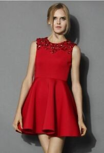 Beautiful Embellished Dress - Never Been Worn! Kitchener / Waterloo Kitchener Area image 1