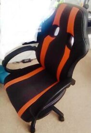 Large gaming chair