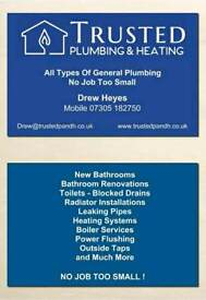 Plumbing and House Maintenance Services