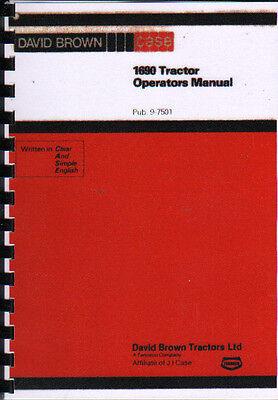 1690 Transport Case (1979 David Brown Case