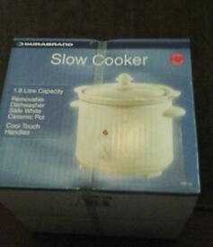 Slow cooker 1.8 litre