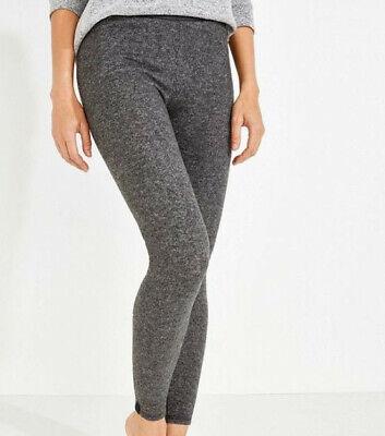 Angora Wool Unisex Long Johns in Gray Thermal Underpants Men Women SIZE L