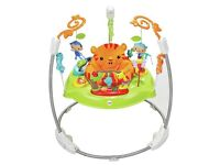 Rainforest Jumperoo for sale - mint condition £40
