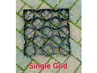Shed Base Plastic Grids