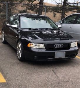 Audi A4 B5 Quattro S-Line - Excellent Condition - Quick Sale