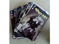 41 Batman Comics