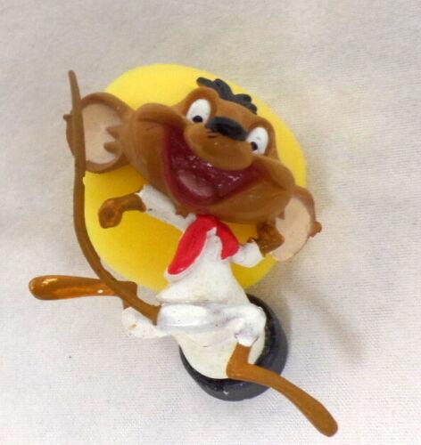 "Speedy Gonzales Magnet wb pvc Figure Warner Brothers Looney Tunes 2"""