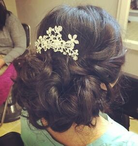 Hairstylist for your wedding day! London Ontario image 8