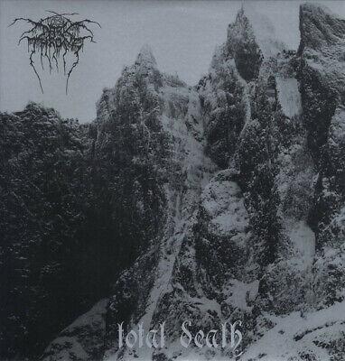 DARKTHRONE - Total Death LP fenriz 1995 black metal norway vinyl reprint