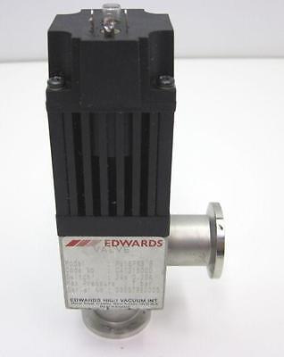 Edwards Solenoid Isolation Vacuum Valve Pv16pks B