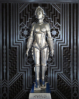 """Metropolis Robot Maria- 20""""New in Box Collectible Statue Free Shipping"""