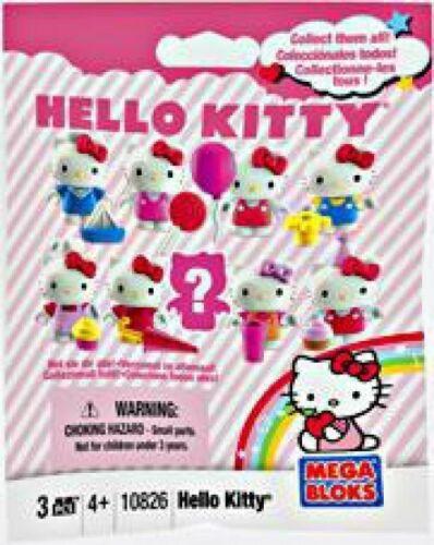 Mega Bloks Hello Kitty Series 1 Minifigure Mystery Pack