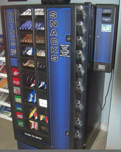 Amazing Combo Soda Pop & Candy Vending Machine - BEST PRICE - MAKE $ READY TO GO