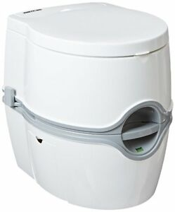 Brand new Thetford Porta Potti 550E curve portable toilet Kitchener / Waterloo Kitchener Area image 4