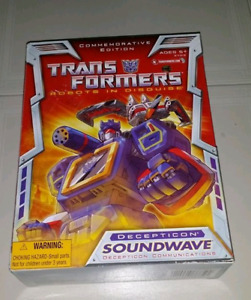 G1 Soundwave
