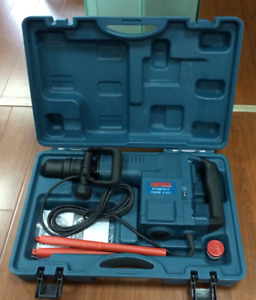 SDS MAX ROTARY HAMMER DRILL, Chisels, Breaker Scrapers,Warranty