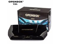Latest Openbox V9S & Zgemma Satellite Box 12 Months Gift