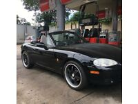 Rare & limited Mazda MX5 Trilogy Mk2.5 1.8L