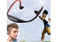 Brand new , Ultra slim Bluetooth Headphones