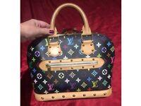 Louis Vuitton Alma bag.