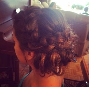 Hairstylist for your wedding day Cambridge Kitchener Area image 9