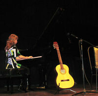 GUITAR AND PIANO LESSONS