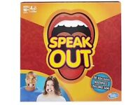 Speak Out Game BNIB Sealed & Genuine