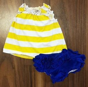 Summer clothes for baby girl size 3-6 months