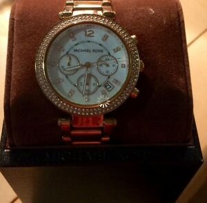 Rose gold Michael Kors watch Kawartha Lakes Peterborough Area image 1
