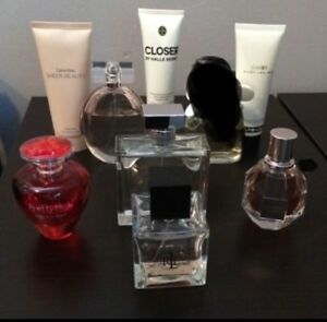 Divers parfums / Various perfumes