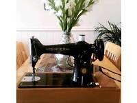 Original 1956 Singer Sewing Machine Fully Working