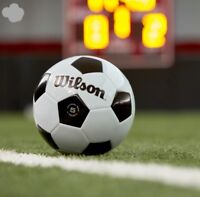 Soccer volunteer available