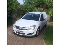 Vauxhall Astra Van 1.3Cdti 80K Genuine Low Mileage FSH & Long Mot £1850