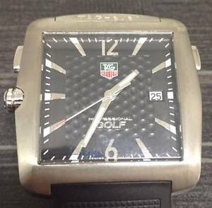 TAG HEUER GOLF PROFESSIONAL - COMES WITH PAPERS Melbourne CBD Melbourne City Preview