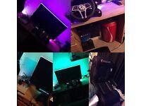Hurricane PS4/PS3 wheel