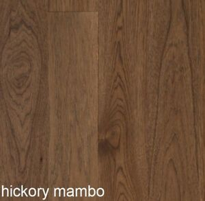 700 SF PREVERCO SOLID HICKORY  (TAX INCL)
