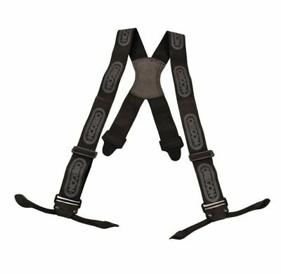 OREGON 537804 CHAINSAW TROUSERS BRACES WITH BUTTONS
