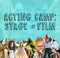 ACTING CAMP: STAGE & FILM