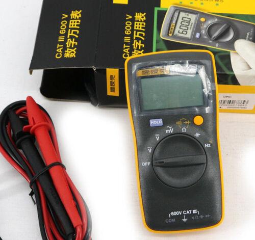 US SHIP FLUKE 101 portable/handheld digital multimeter F101,F15B smaller version
