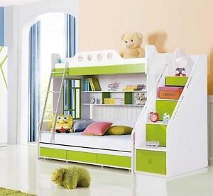 Modern Children Bunk Bed - (8209)