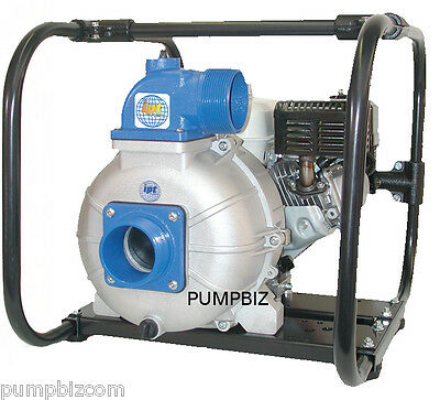 Self Priming Water Trash Pump 3 Honda 5hp Gx New Amt Gorman Rupp Ipt 16800gph