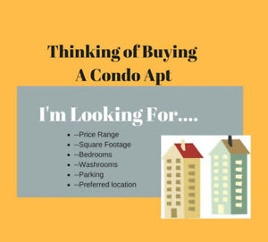 Thinking of Buying a Condo Apartment